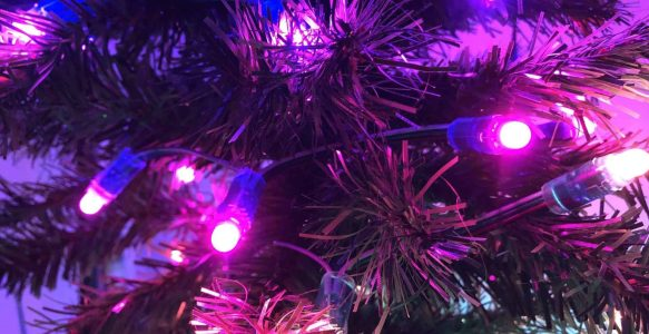 The Ultimate Tree: DMX Controlled Christmas Lights