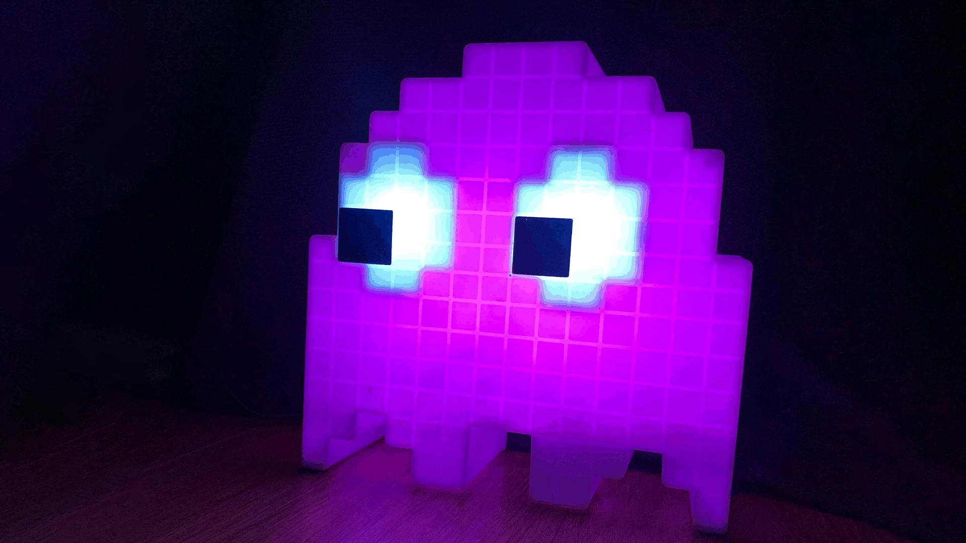 Making Dumb Lights Smart with Zigbee: PAC MAN Ghost